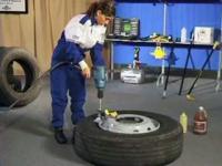 Шиномонтажа видео - Оборудование для автосервиса - шиномонтажное