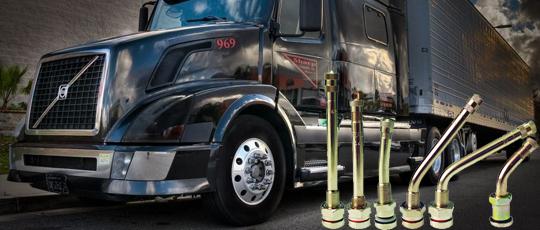 Вентили для грузовых автомобилей