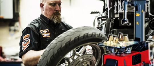 Шиномонтажное оборудование для мотоциклов